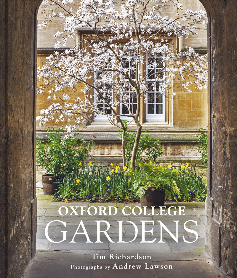 Oxford College Gardens LR